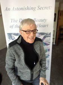 photo of Fr Daniel O'Leary