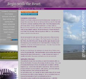 website page image
