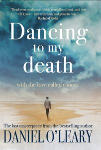 Book cover for Dancing to my death